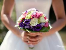 Svatba letní mix květů