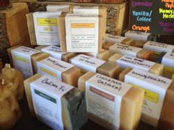 Soap (from honey)