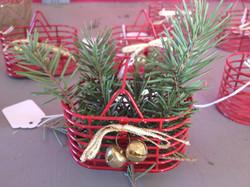 ornament basket