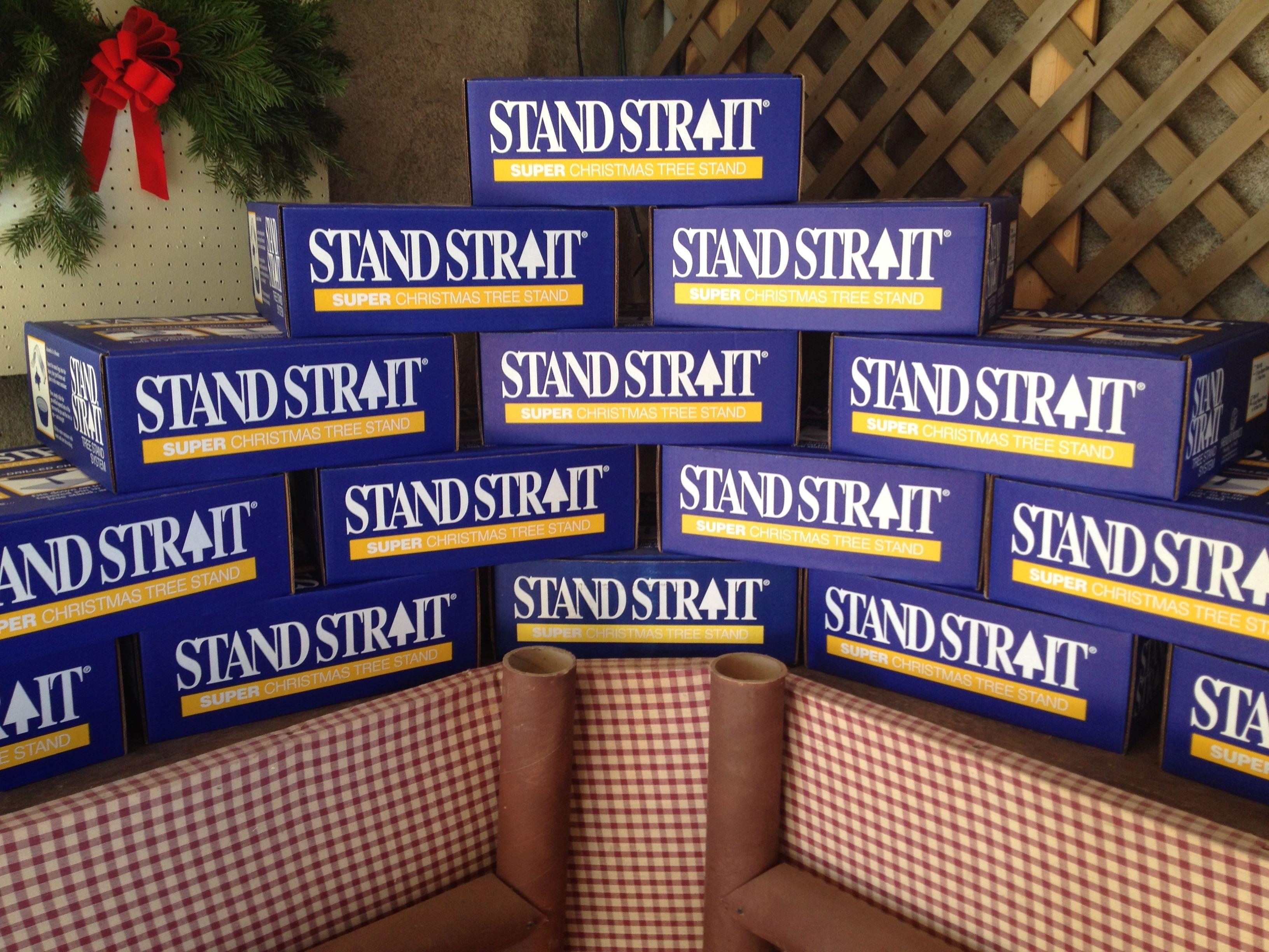 Stand Strait Tree Stand