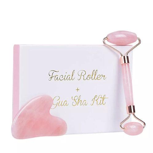 Jade facial roller RESTOCK 3/1