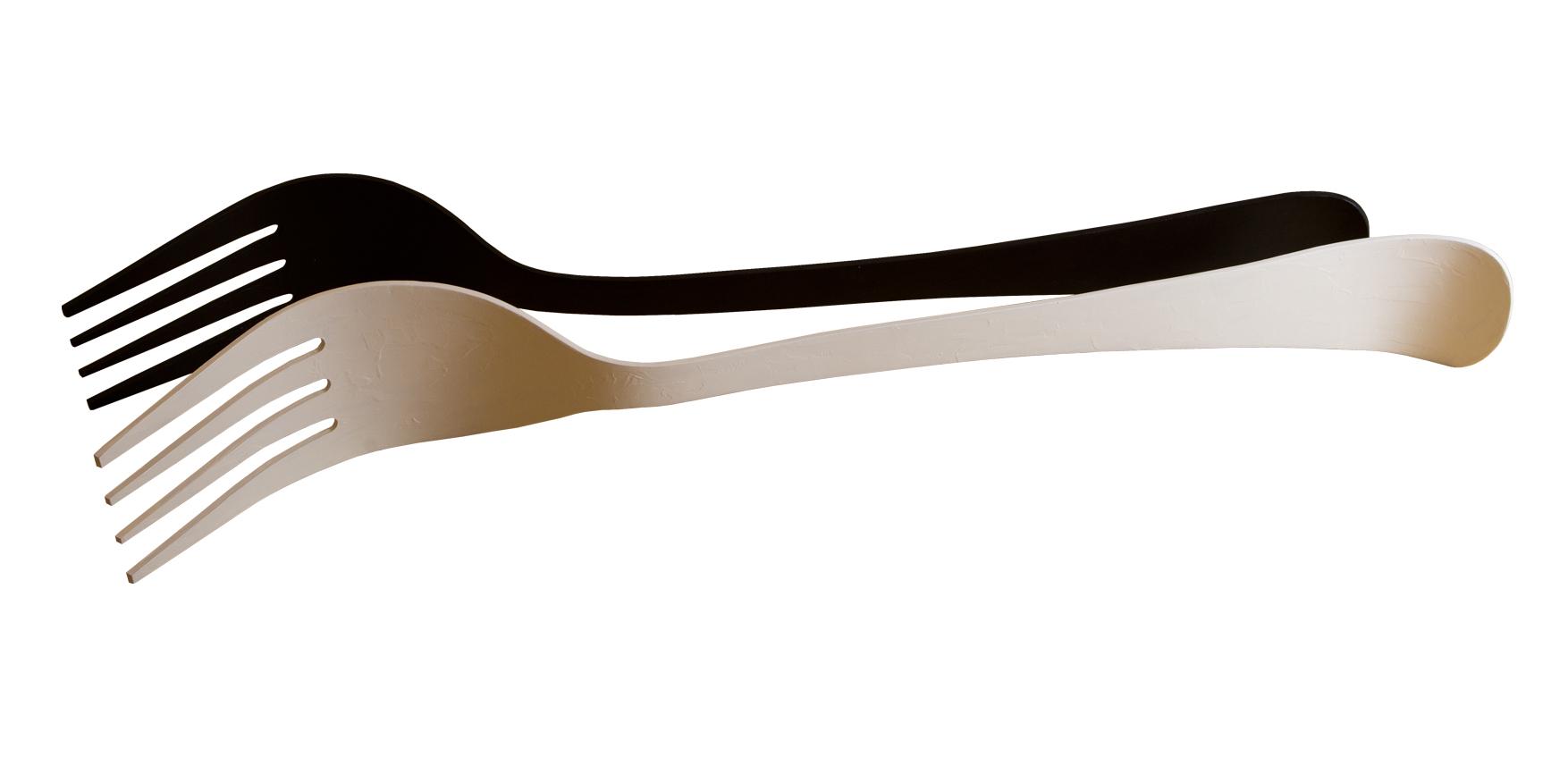 Haarukat lusikassa / Forks Spooning