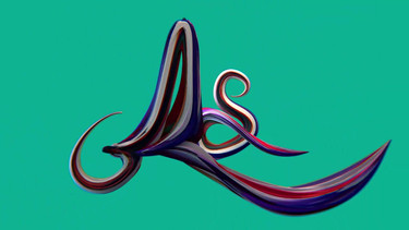 Paint initials