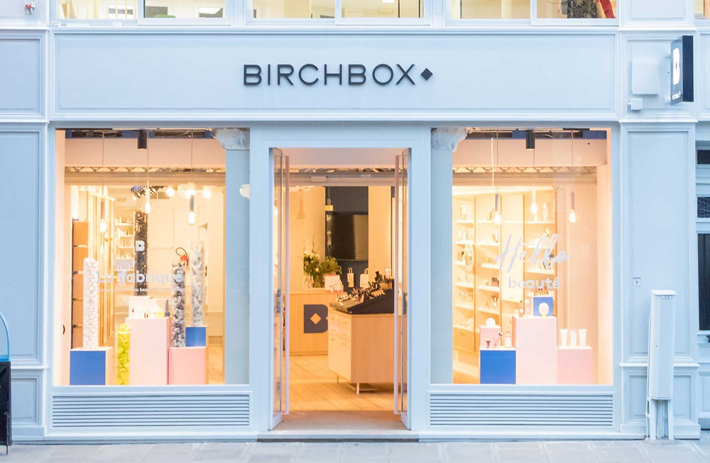 """La Box """"BIRCHBOX"""", d'où viens-tu ? Aujourd'hui, plus de 4 millions d'abonnés..."""