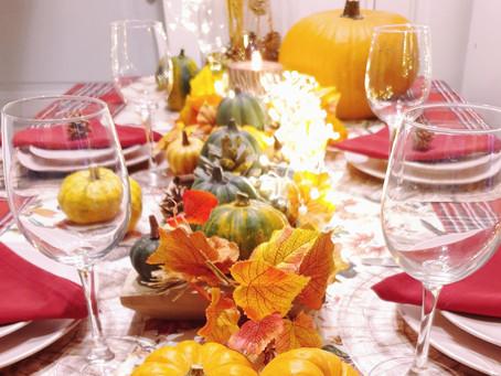 Ma décoration d'automne