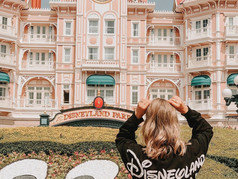 Vive la magia pura en Disneyland, California