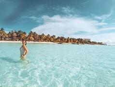 Las 3 playas imperdibles del Caribe Mexicano
