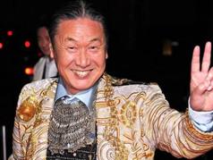 El mundo fashion está de luto, fallece el diseñador japonés Kansai Yamamoto