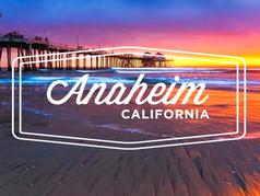 ¡Lo mejor para un día en Anaheim, California!