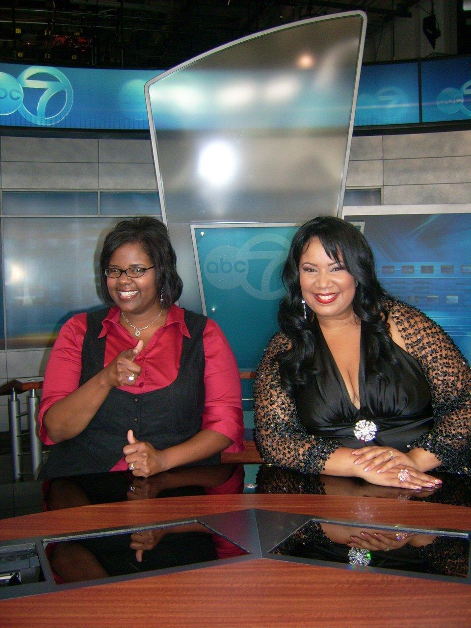 Lovely Anchor Women YoYo and Shannon.jpg