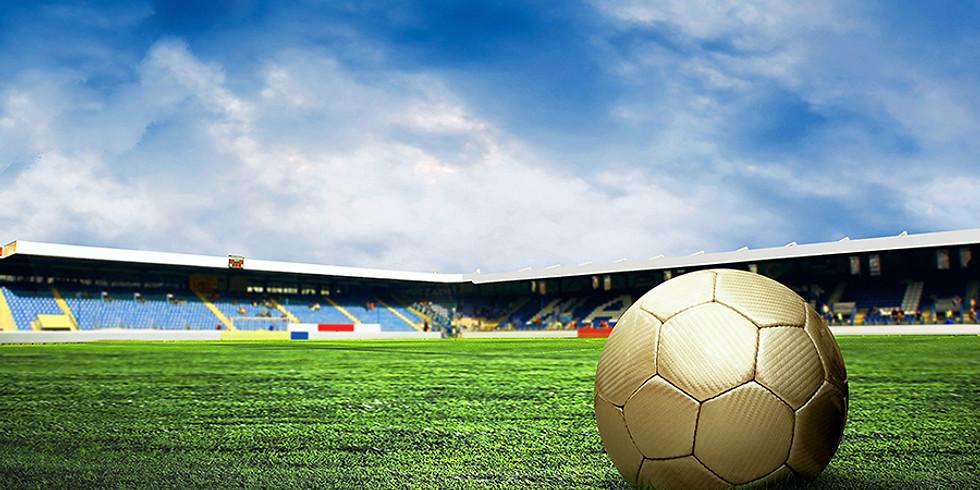 Public-Viewing -Start der EU Meisterschaft im Fussball-