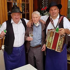 8. Juli 2018: Frühschoppen in Gaby's Restaurant