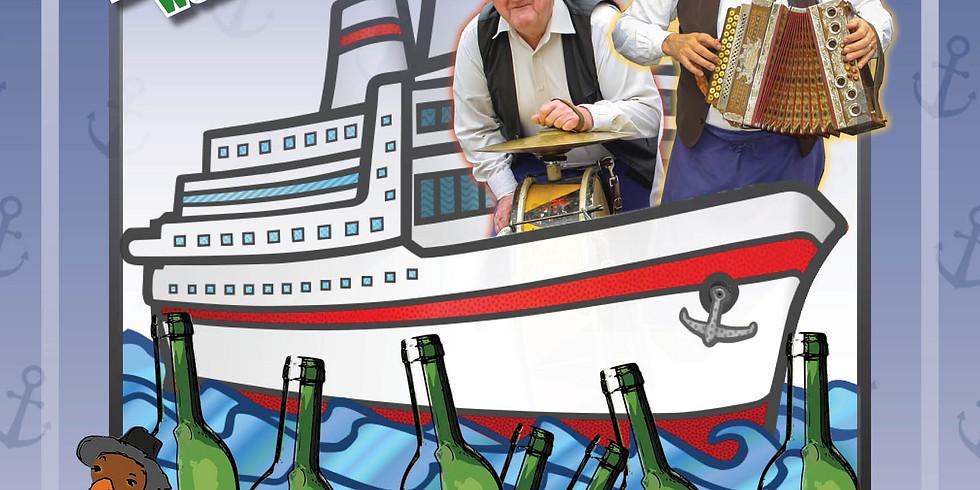 So., 05 August: Frühschoppen am Schiff