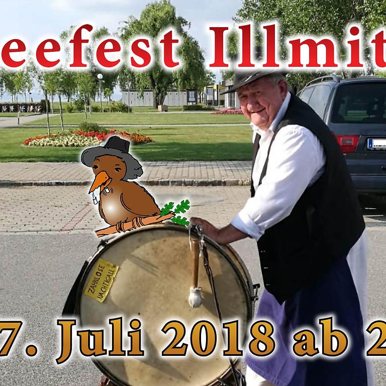 Sa., 7. Juli 2018: Seefest Illmitz