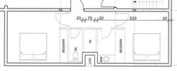 Plan Studio Apt. 226 C