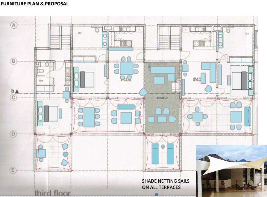 Penthouse C Plan