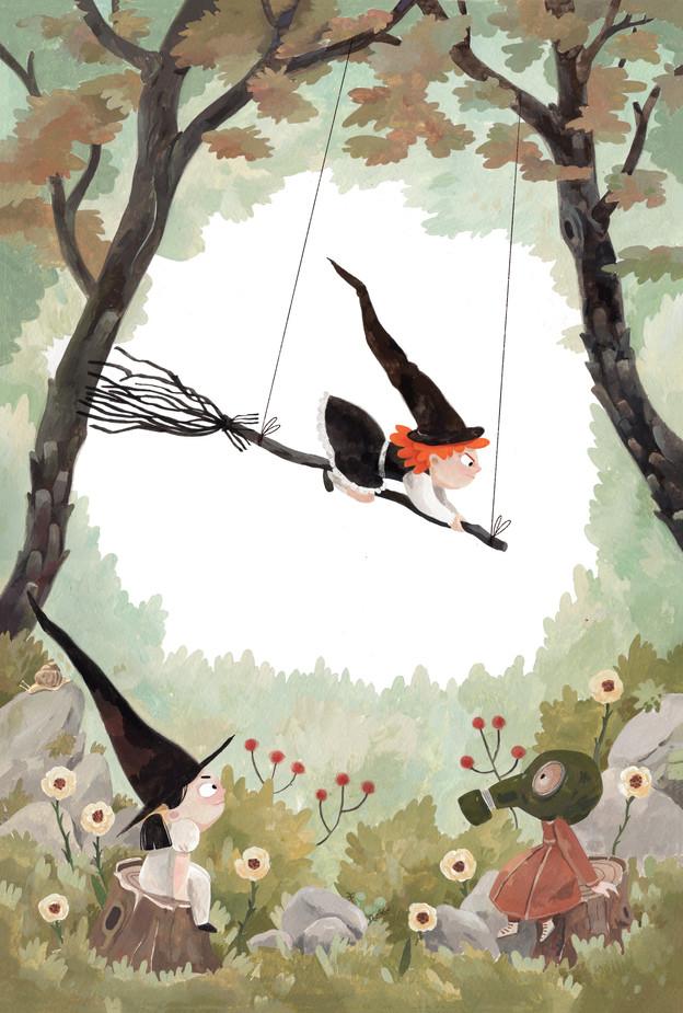 Helloween illustration