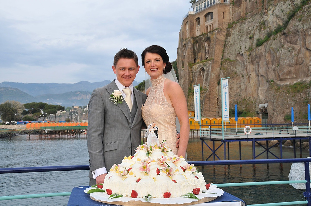 Special place for Sorrento Wedding
