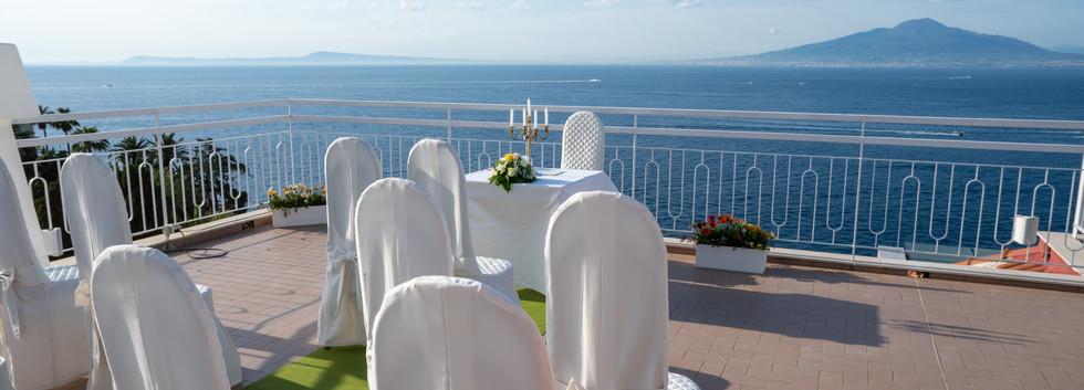 sea view ceremony
