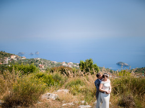 Wedding in a farmhouse overlooking the sea, to amaze everyone with a glamorous and original wedding