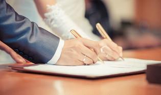 civil wedding in Sorrento