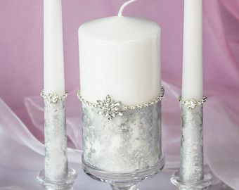 The light ceremony can be customized