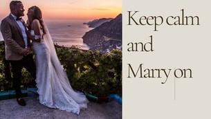 Marriage 2021 in Italy and Covid 19 - Information update