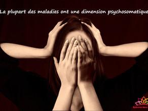 Maladies psychosomatiques ou le sens de la maladie