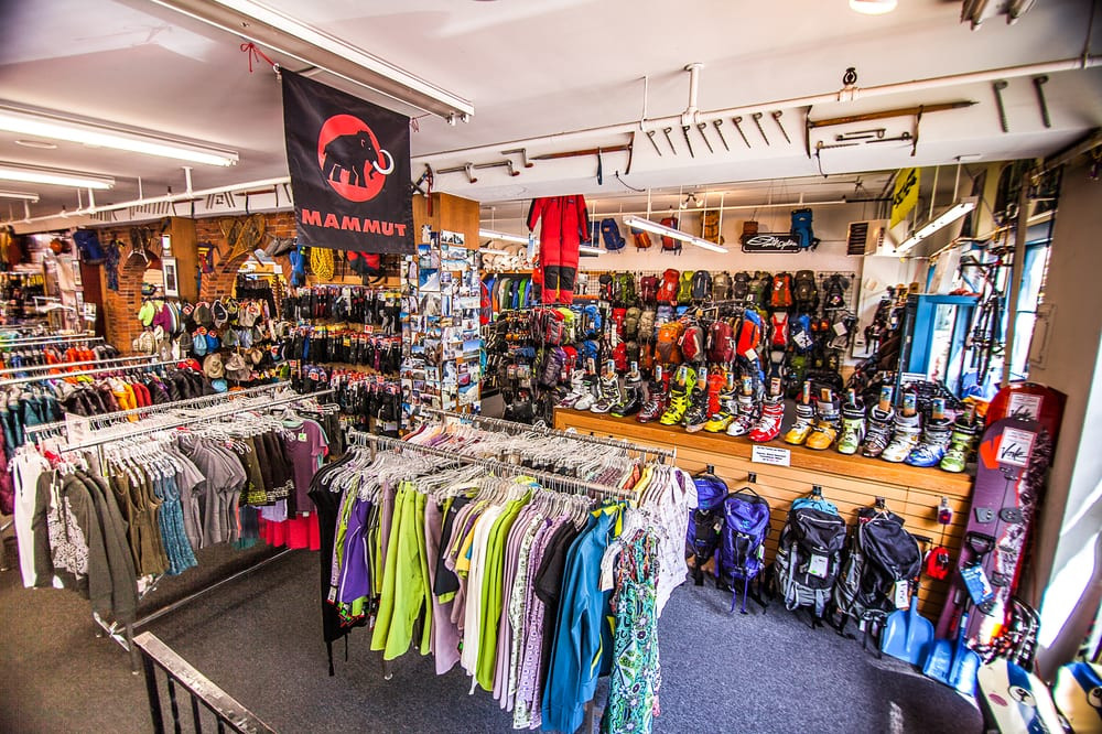 Outdoor Gear Shop, Ascent Outdoors