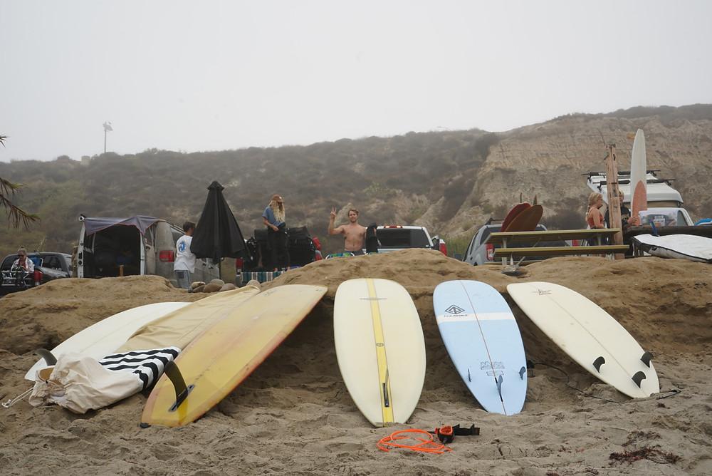 northern california surfing