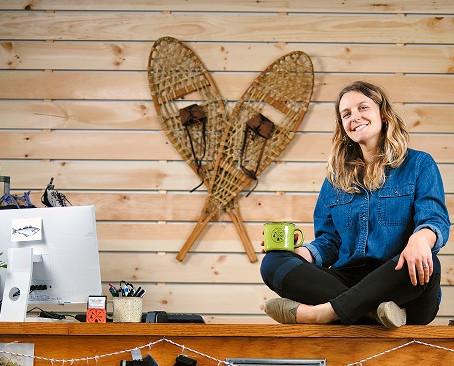 Partnr Profiles: Jenna Vanni of Woods + Waters Gear Exchange