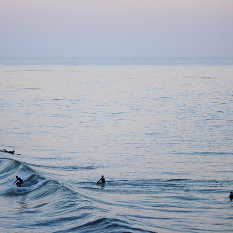 5 Things That I've Learned From Surfing in Northern California