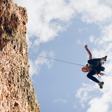 The Forgotten Roots of Rock Climbing