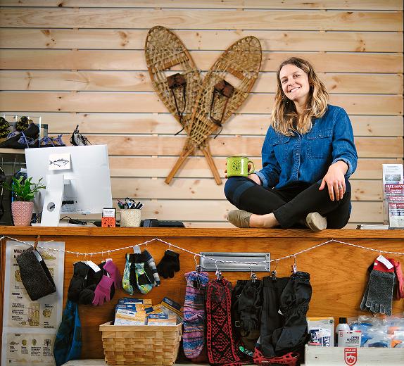 Jenna Vanni, Woods and Waters Exchange