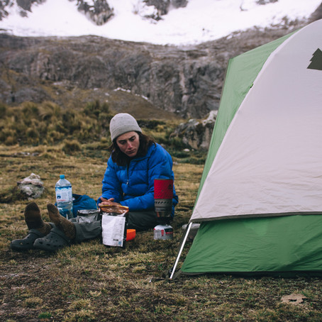 Bomb Backcountry Meals