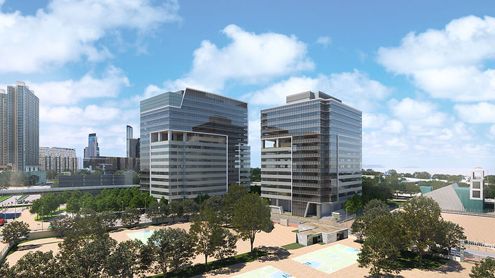 (2019) West Kowloon Government Office, H