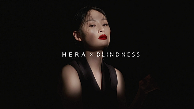 HERA X BLINDNESS COLLABORATION - RED