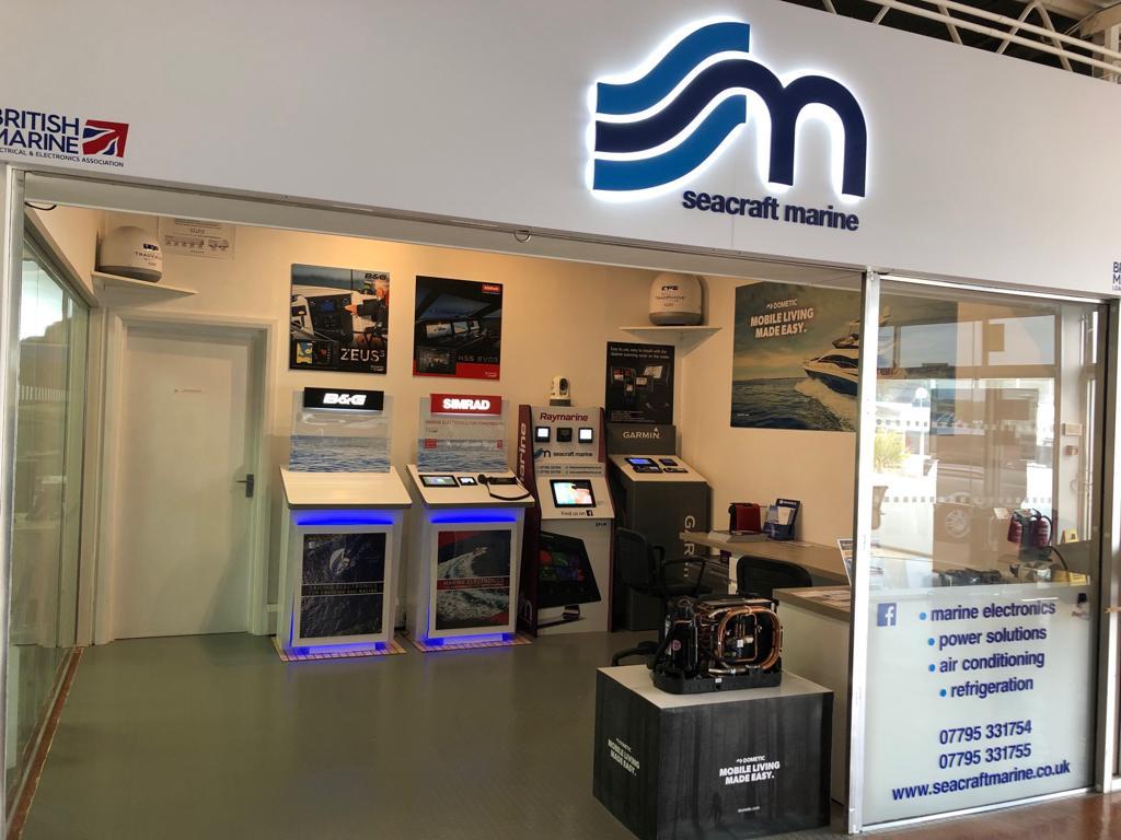 Marine Electronics | SeacraftMarine | Poole