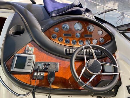 Dashboard upgrade- Superhawk 40