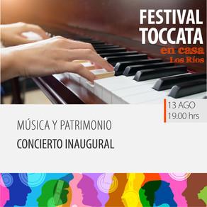 Concierto Inaugural. Piano en Teatro La Unión