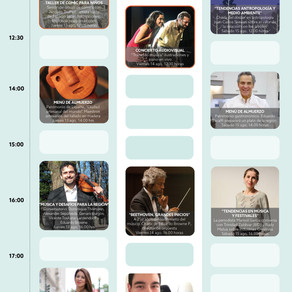 Programa Toccata Los Ríos 2020