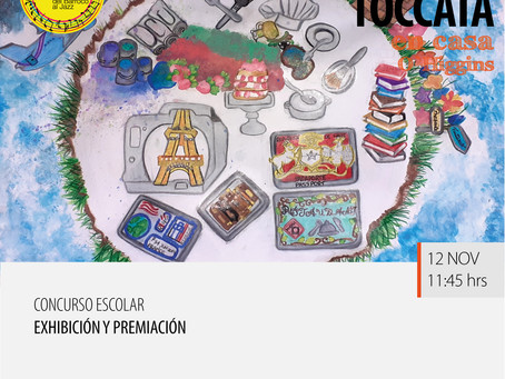 Apertura Festival Toccata O`Higgins