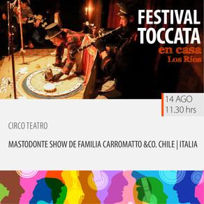 Mastodonte Show  de Familia Carromatto &Co.Chile | Italia