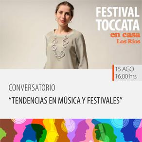 """Conversatorio: """"Tendencias en música y festivales"""""""