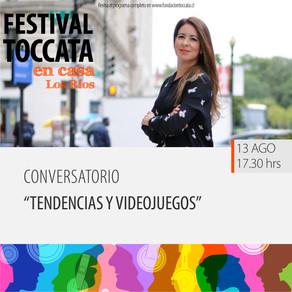 """Conversatorio """"Tendencias y videojuegos"""""""