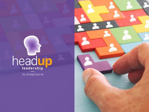 Stoagroup lanserar nu Headup Leadership!