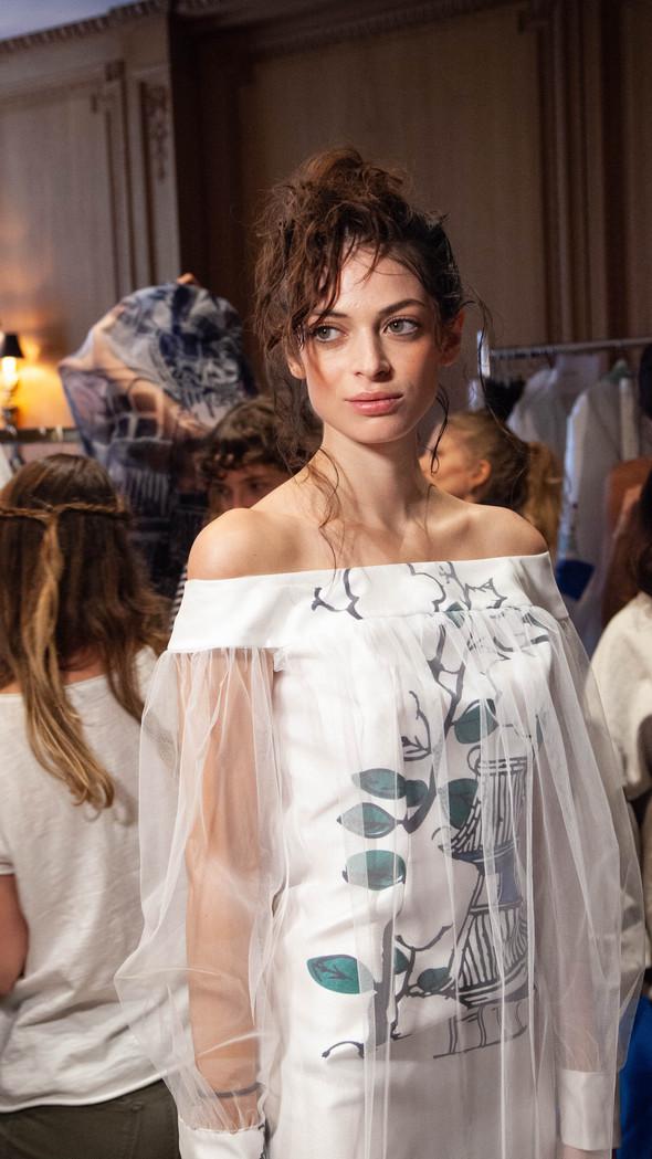 Printemps-Été 2019 Paris Fashion Week Defilé at Le Bristol, Paris
