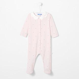 Motif pour pijamaPink Lapins