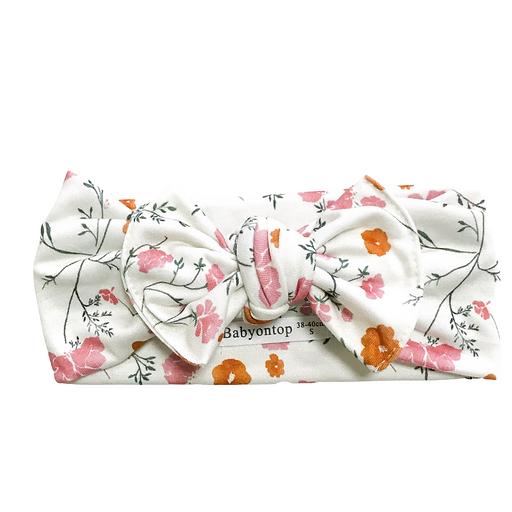 Garance Tresarrieu - design textile - flower pattern for kid accessories