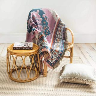 Hendeer - Strawberry Fields picnic rug